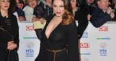 When will Kelly Brook make her next Hollywood return?