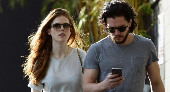 Kit Harington And Rose Leslie Getting Married News Fans Share