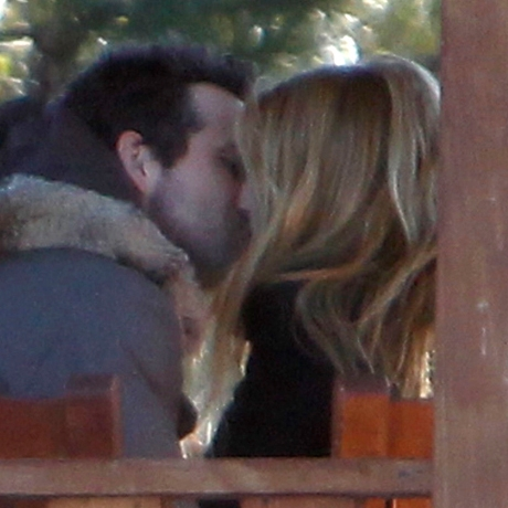 Blake Ryan Reynolds on Fansshare  Ryan Reynolds And Blake Lively Kiss In Public