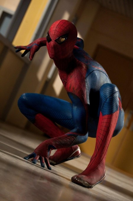 Andrew Garfield In The Amazing Spider Man Movie Image The Amazing Spider Man