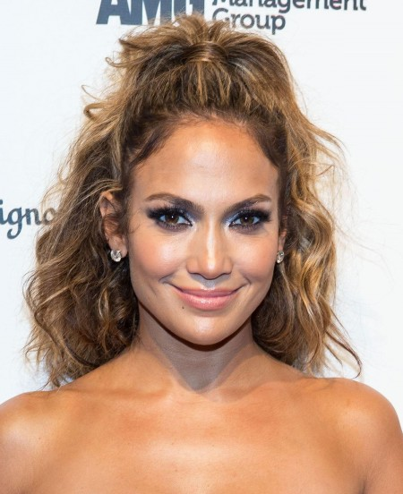 Jennifer Lopez At Party In Pure Nightclub In Las Vegas Party