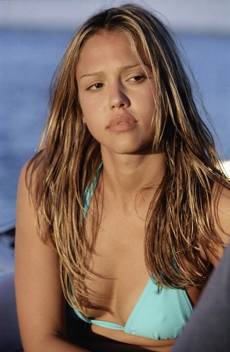 Jessica Alba Into The Blue