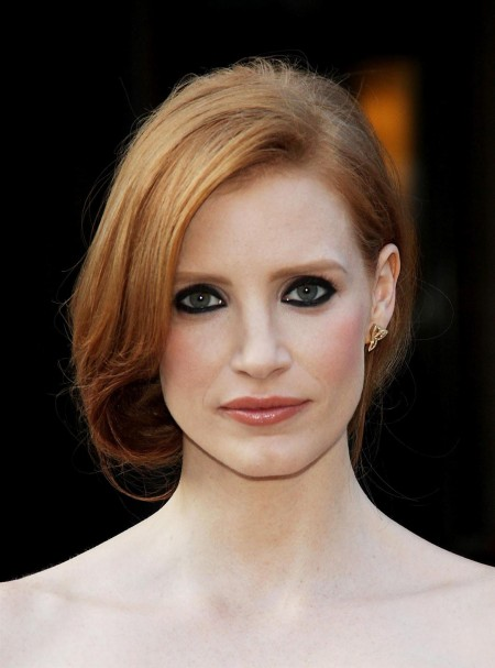 Jessica Chastain At Special Screening Of The Debt