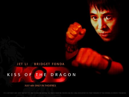 Jet Li In Kiss Of The Dragon Wallpaper