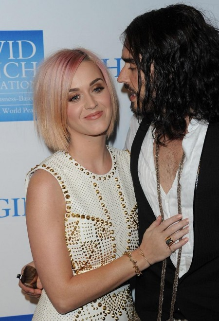 Katy Perry Russell Brand Change Begins Within And Russell Brand