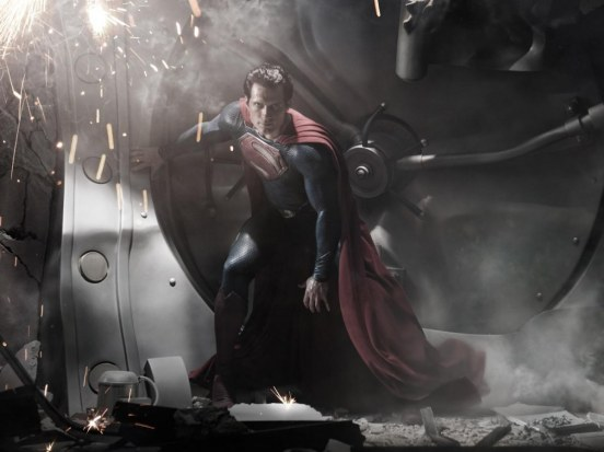 Cavill Man Of Steel Hot