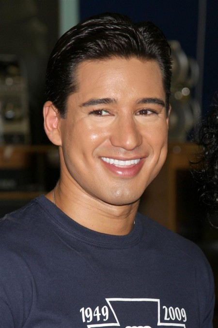 Mario Lopez And Asha