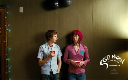 Scott Pilgrim Vs The World Wallpaper