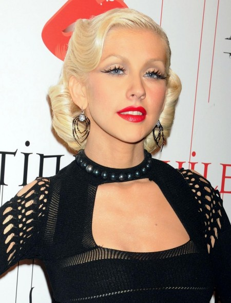 Christina Aguilera Bionic Album Release Party Party