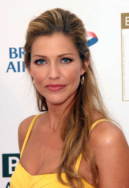 Tricia Helfer At Th Annual Bafta La Tv Tea